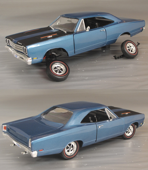 1969 Plymouth Road Runner,