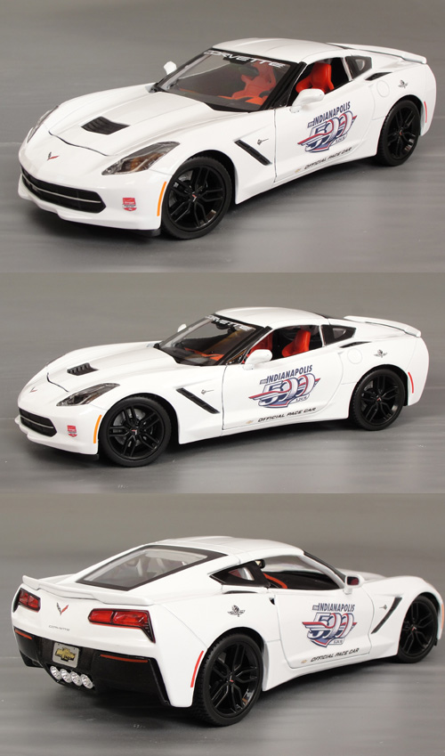 2015 Chevrolet Corvette Stingray C7 - Z51, Pace Car..!