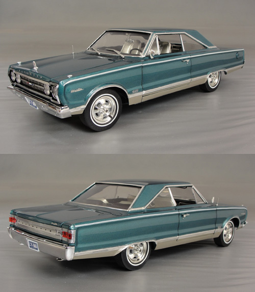 1967 Plymouth   Satellite Hemi 426