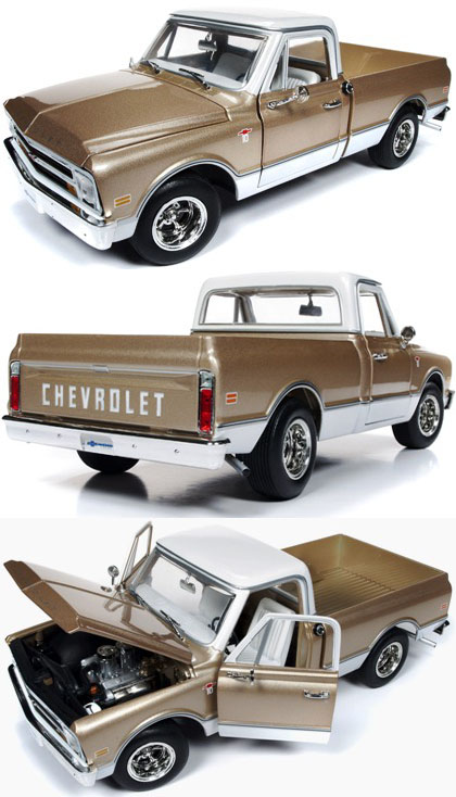 1968 Chevrolet C-10 Pick Up