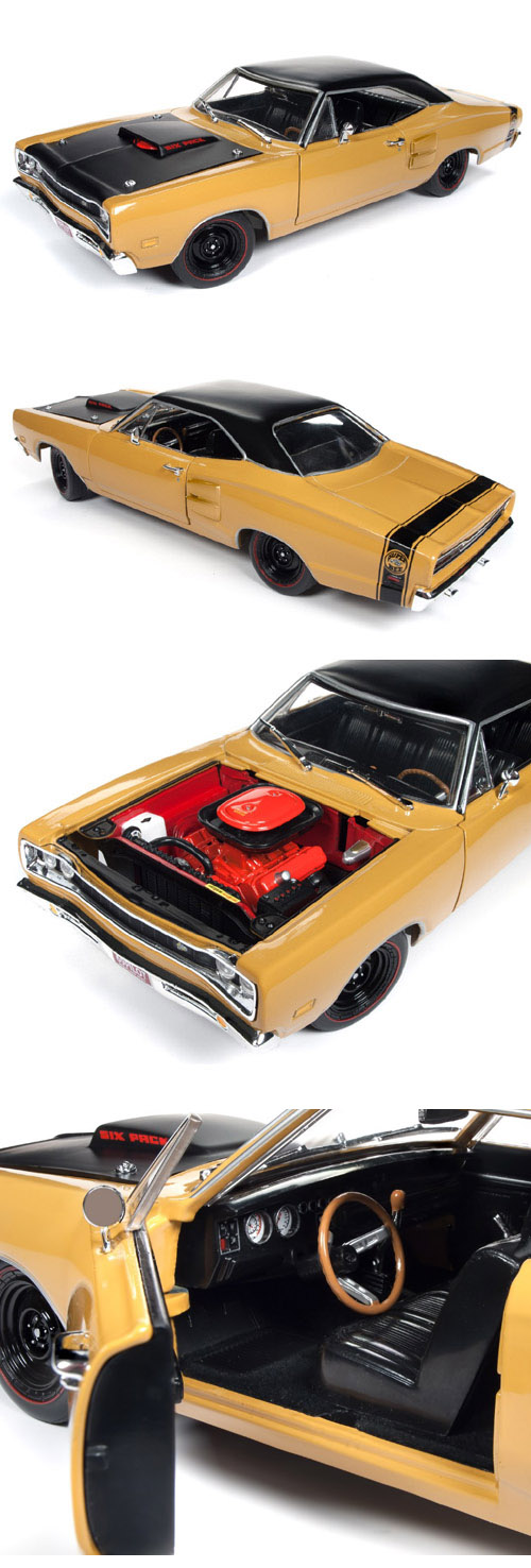 1969 1/2 Dodge Super Bee, 440-6BBL., Dodge