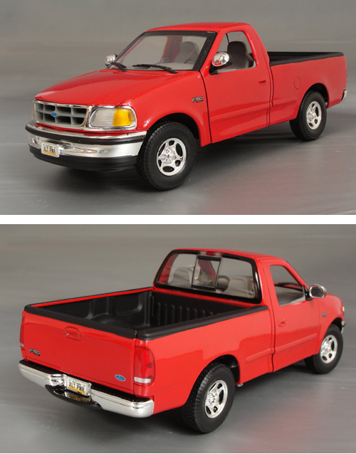 Hellcat Charger Price >> 1997 Ford F150 XLT Details - Diecast cars, diecast model ...