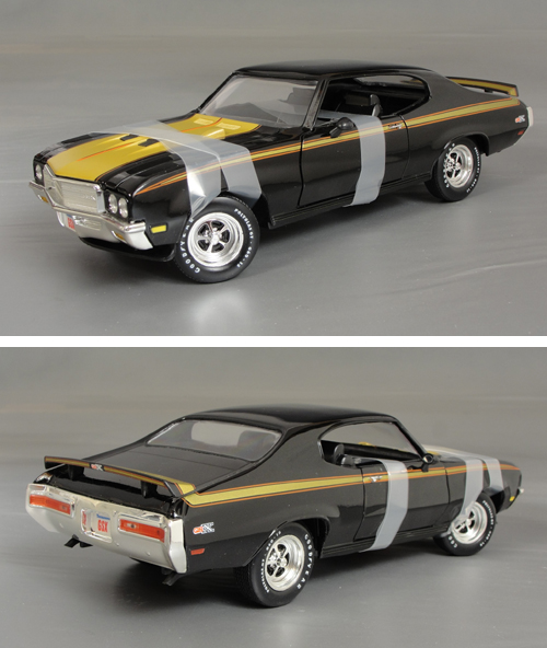 1971 Buick GSX, 455 4 speed