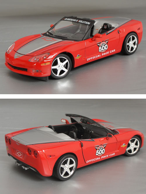 2005 Chevrolet Corvette, Indy 500 Pace Car