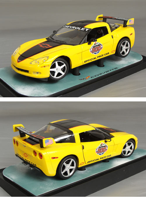 2005, Chevrolet Corvette, Daytona 500 Pace Car