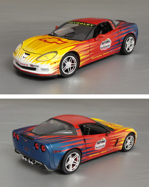 2006 Corvette Z06, 2006 Daytona Pace car