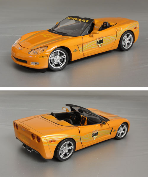 2007 Chevrolet Corvette Indy Pace Car Convertible