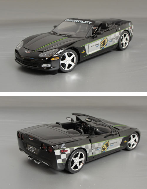 2008 Chevrolet Corvette Conv.,  2008 Indy Pace Car