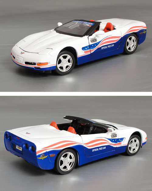 2004 Chevrolet Corvette, Indy 500 Pace Car 1/24 scale