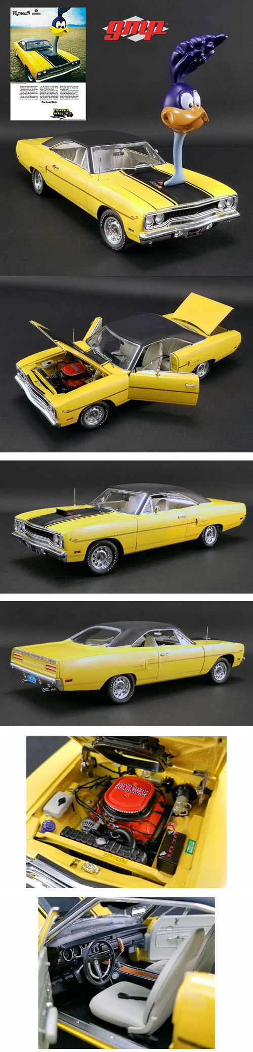 1970 Plymouth Road Runner,