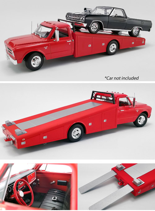 1967 Chevrolet C-30 Ramp Truck, Car Hauler