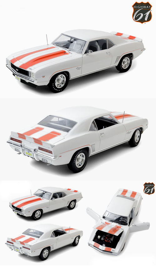 1969 Chevrolet Camaro RS-SS Z-10, Indy Pace Car Coupe