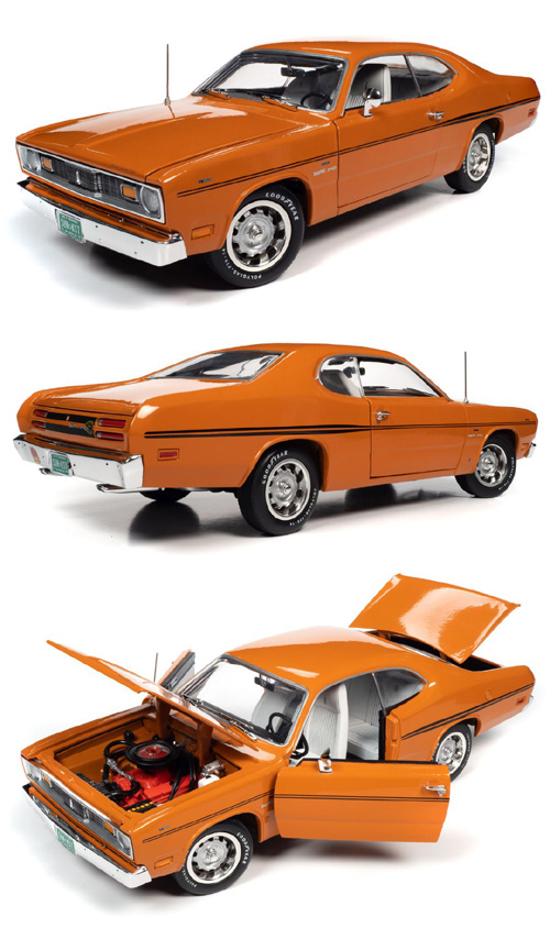 1970 Plymouth Duster 340,