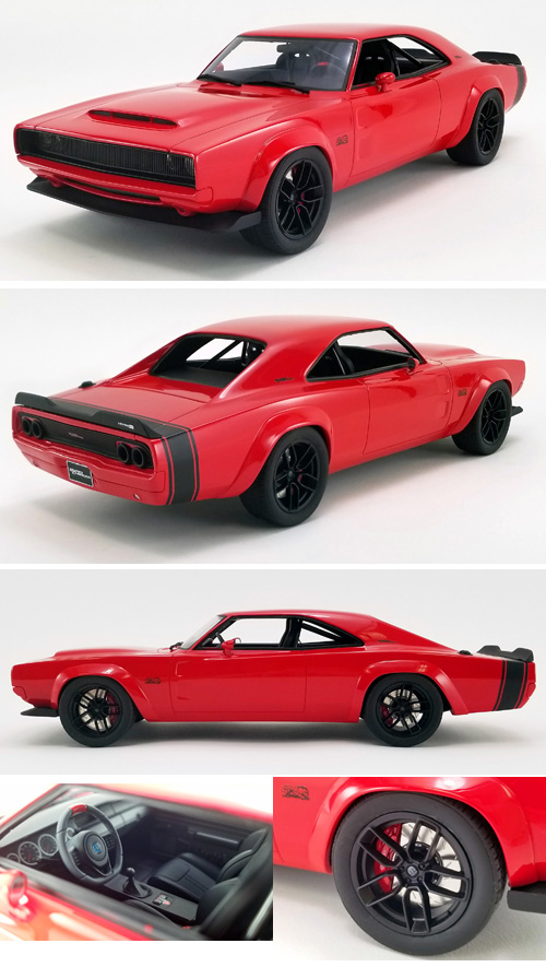 1968 Dodge Charger,