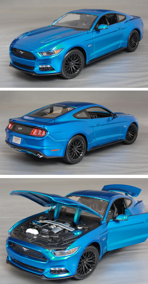 2015 Ford Mustang G.T. 5.0, 45th Anniversary