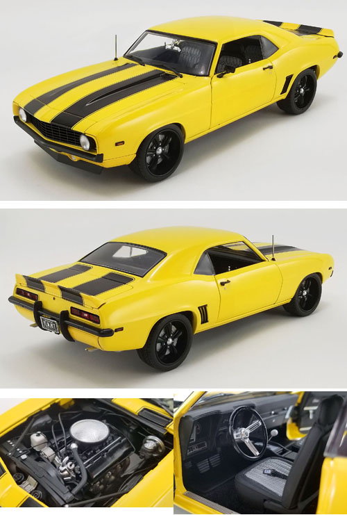 1969 Chevrolet Camaro Z/28 Street Fighter
