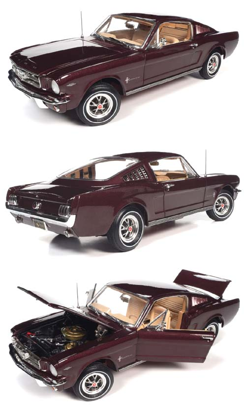 1965 Ford Mustang 2 Plus 2 Fastback 289