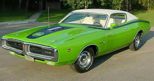 1971 Dodge Super Bee, 383