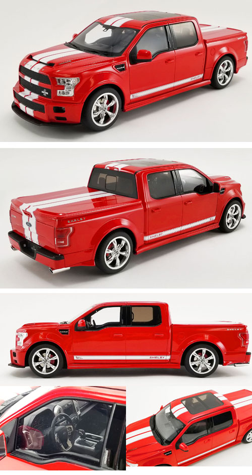 2017 Ford F-150 Shelby Super Snake