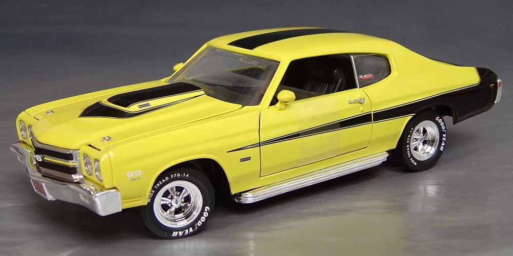 1970 Chevrolet Chevelle Ss Baldwin Motion 454 Details