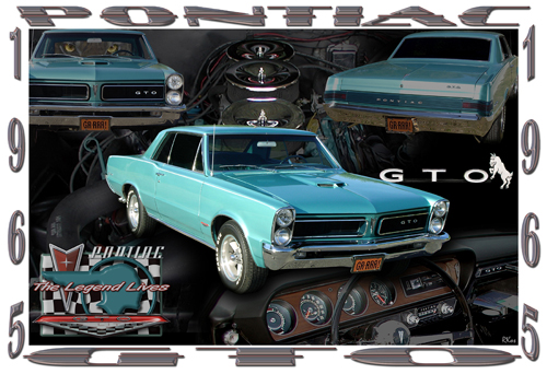 2006 Commemorative GTO Print, 13