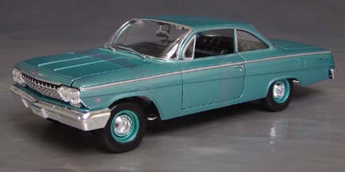 1962 Chevrolet Bel Air, 409 4-speed