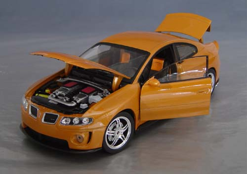 2006 Pontiac Gto Ram Air Vi Twin Turbo