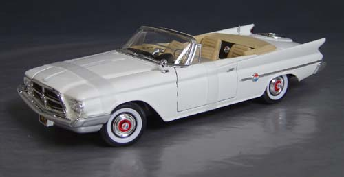 1960 Chrysler 300 F, CONVERTIBLE