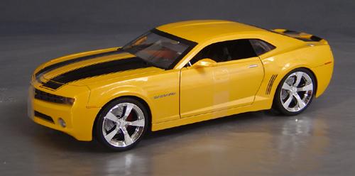 2006 Chevrolet Camaro Ss Quot Bumble Bee Quot Movie Details