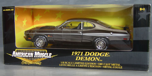 1971 Dodge Demon 340, CHASE CAR!!