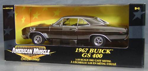 1967 Buick GS 400, CHASE CAR!!
