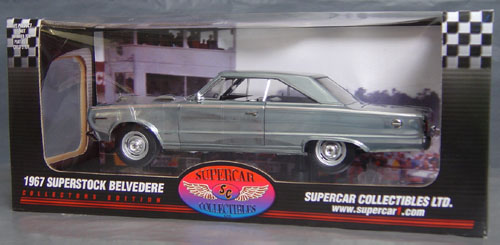 1967 Plymouth Belvedere, 426 Hemi RO23, CHASE CAR