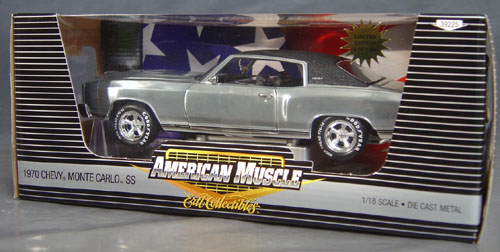 1970 Chevrolet Monte Carlo SS 454, CHASE CAR!!