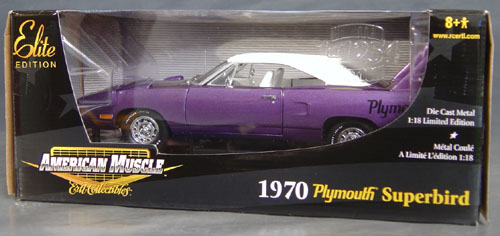 1970 Plymouth Hemi Superbird, CHASE CAR!!
