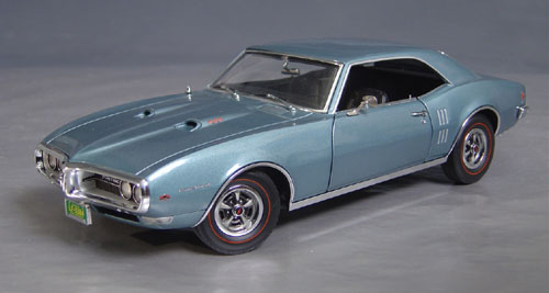 1968 Pontiac Firebird 400 CHASE CAR!!