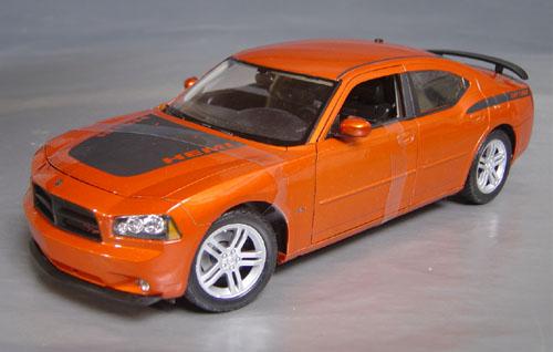 2006 Dodge Charger Daytona R/T, Hemi Details - Diecast cars