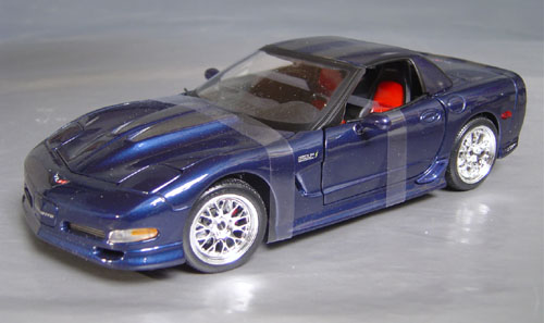 2003 Chev Corvette Z06, by