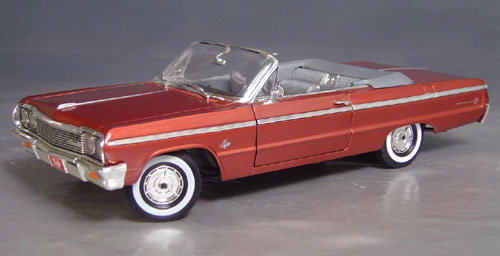 Super Chief Ford Truck Price >> 1964 Chevrolet Impala SS 409, Convertible Details ...