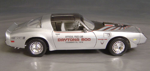 1979 Pontiac Trans Am, Daytona Pace Car