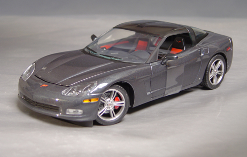 2009 Chevrolet Corvette C6 coupe