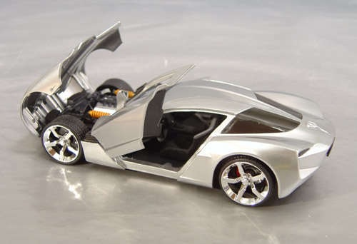 2009 Chev. C7 Corvette Stingray Concept, Transformers II Movie Car