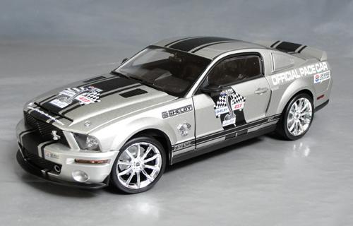 2009 Mustang Shelby GT 500, Las Vegas Pace Car! Details