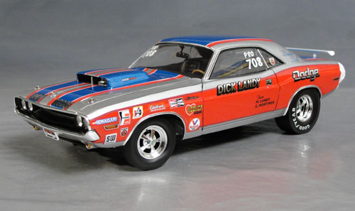 1970 Dodge Challenger Dandy Dick Landy Pro Stock Details
