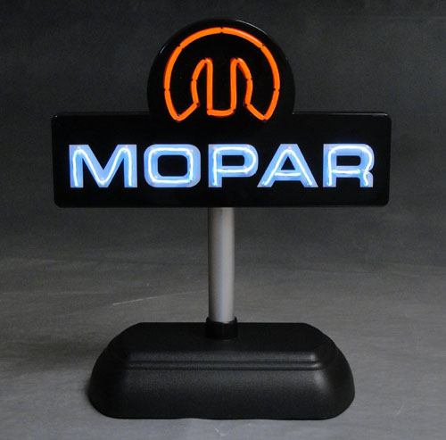 Mopar Neon Dealership Sign Very Cool Details Diecast