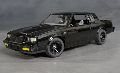 1987 Buick GN / GN-X replica from Fast & Furious 4 Details ...