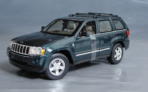 2005 jeep grand cherokee limited details diecast cars diecast model cars diecast models. Black Bedroom Furniture Sets. Home Design Ideas