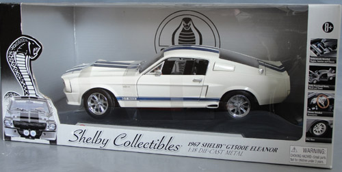 1967 Ford Mustang, Eleanor Shelby GT **Chase Car.!