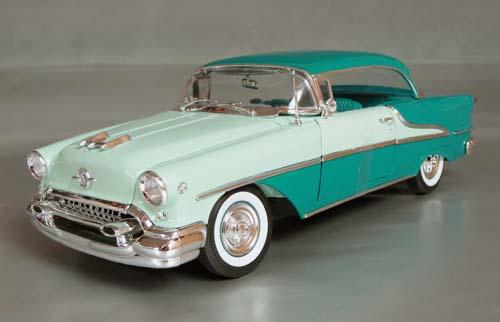 "Super Chief Ford Truck Price >> 1955 Oldsmobile ""Super 88"" Details - Diecast cars, diecast ..."