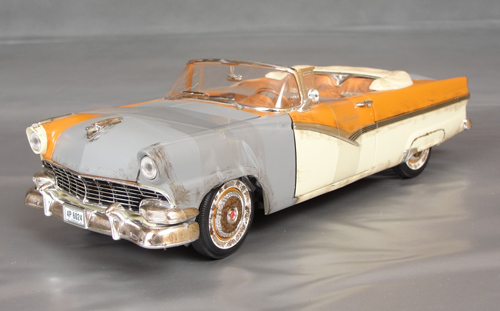 1956 Ford Sunliner,Un-Restored Version..!Chase Car