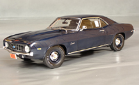Click image to see more information about our The ORIGINAL Fred Gibb ZL-1 Camaro..!